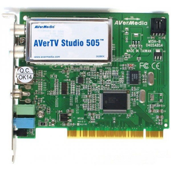 Avertv 505 скачать драйвер под windows 7