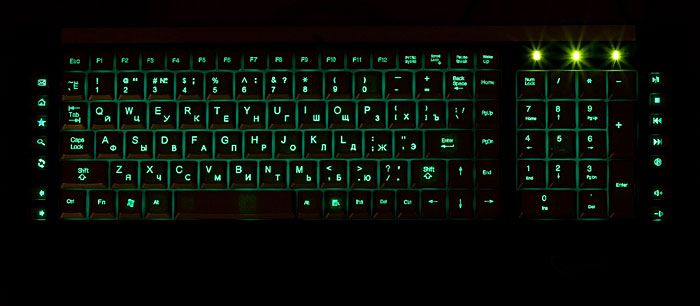 Клавиатура с подсветкой своими руками на ноутбуке